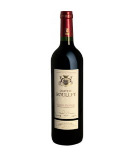 CHATEAU ROULLET - FRONSAC...